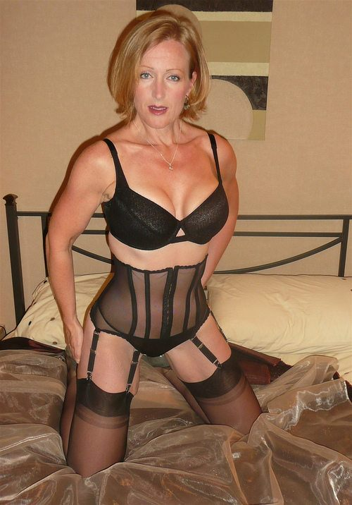 Sexy Milf Lingerie Fuck